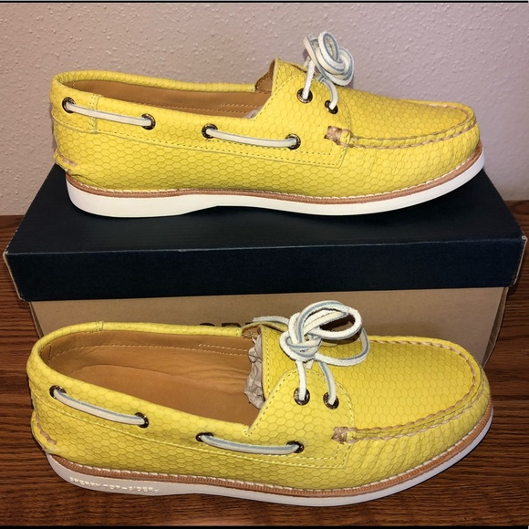 Women's Sperry Gold Cup, NIB, Multiple NWT